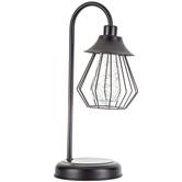 Wire Metal Desk Lamp