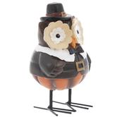 Owl With Pilgrim Suit