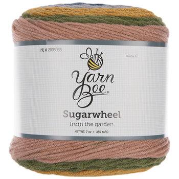 From The Garden Yarn Bee Sugarwheel Yarn