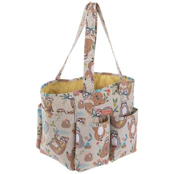 Sloth Tote Bag Organizer