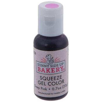 Deep Pink Squeeze Gel Color - 20 Gram