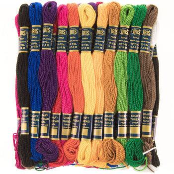 Primary Cotton Craft Thread