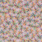 Color Happy Cotton Calico Fabric