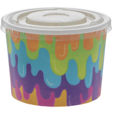 Slime Snack Cups & Lids