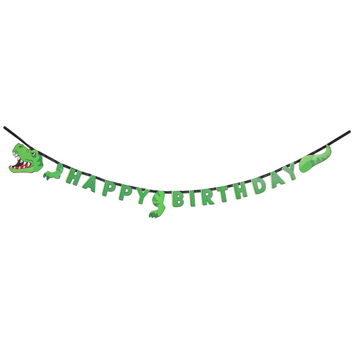 Surfer Birthday Fishing Banner Luau Hawaiian Birthday Banner Dinosaur Birthday Banner Happy Birthday Banner Custom Birthday Banner