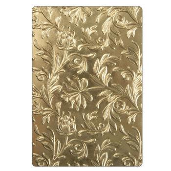 Botanical Texture Fades Embossing Folder