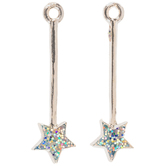 Star Fairy Wand Charms