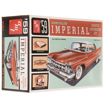 1959 Chrysler Imperial Model Kit