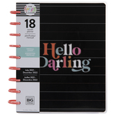 2021 - 2022 Oh Darling Happy Planner - 18 Months