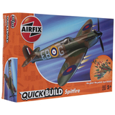 World War II Plane Quick Build Model Kit