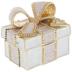 Gift Box With Ribbon Jewelry Box