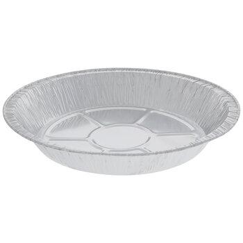 Silver Pie Pans