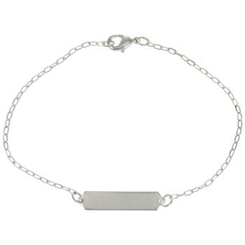 Chain Blank Bracelet