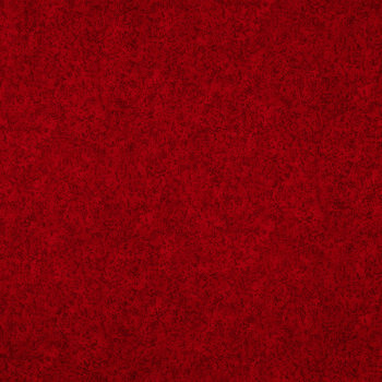 Red Freckles Cotton Calico Fabric