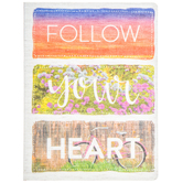 Follow Your Heart Journal