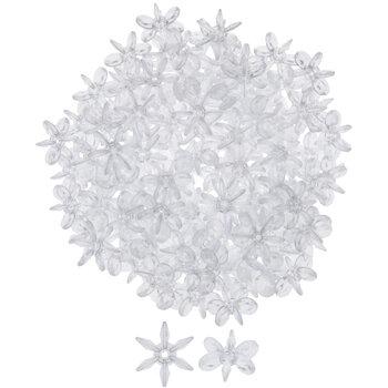 Sunburst Plastic Beads