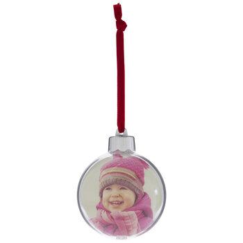 Frame Ball Ornament