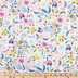 Boss Floral Apparel Fabric