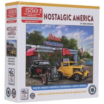 Nostalgic America Puzzle