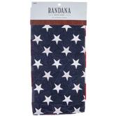 American Flag Stonewash Bandana