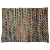 Multi-Color Chunky Woven Placemat