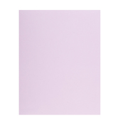 "Mauve Ice Smooth Cardstock Paper - 8 1/2"" x 11"""