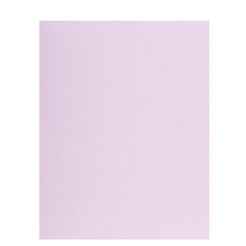 """Mauve Ice Smooth Cardstock Paper - 8 1/2"""" x 11"""""""