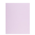 Mauve Ice Smooth Cardstock Paper - 8 1/2