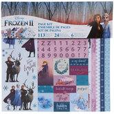 """Frozen 2 Scrapbook Kit - 12"""" x 12"""""""