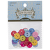 Bright Round Buttons