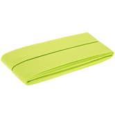 Lime Green Double Fold Quilt Binding