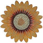 Sunflower Metal Wall Decor