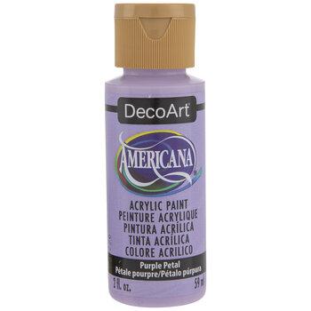 Purple Petal Americana Acrylic Paint