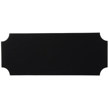 Chalk Chipboard Nameplate