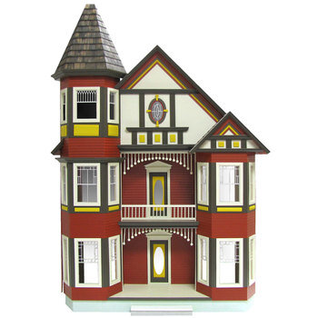 Painted Lady Dollhouse Kit