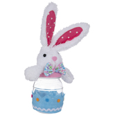 Plush Bunny Jar