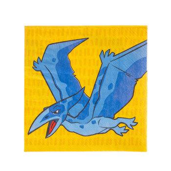 Dinosaur Napkins - Small