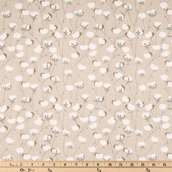 Clay Cotton Belt Duck Cloth Fabric
