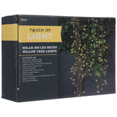 Micro Willow Tree LED Lights
