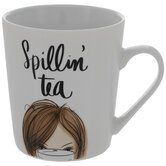 Spillin' Tea Mug