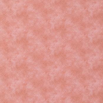 Mauve Rose Textured Cotton Calico Fabric
