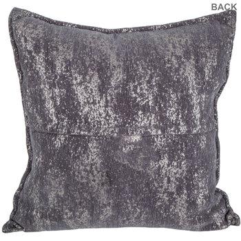 Metallic Textured Pillow