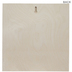 Square Wood Blank Canvas - 11 3/4