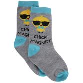 Chick Magnet Crew Socks
