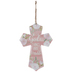 With God Metal Wall Cross