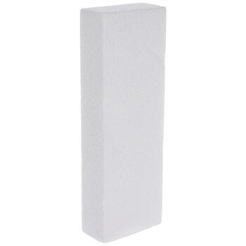 White SmoothFoM Foam Block