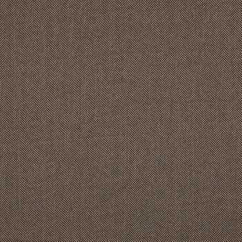 Dark Gray Olefin Herringbone Outdoor Fabric