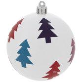Bright Tree Ball Ornaments