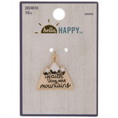Matthew 17:20 Mountain Pendant