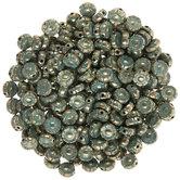 Imitation Turquoise Flower Beads